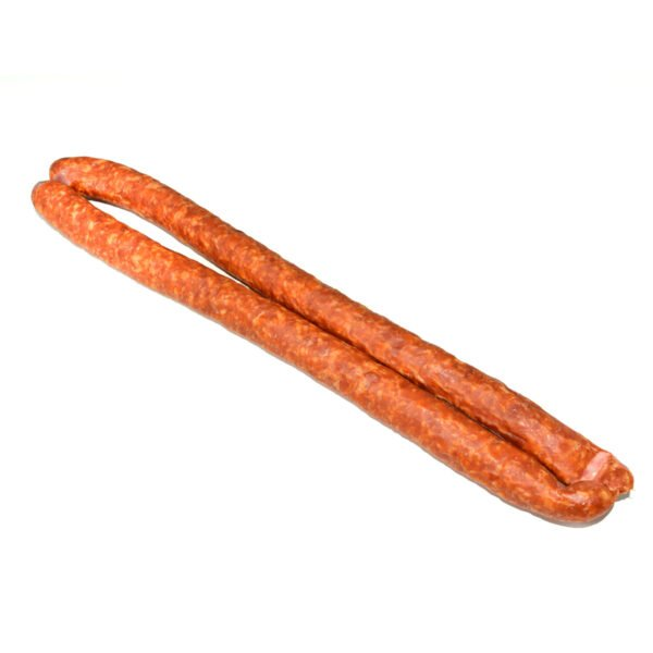 smoky Frankfurter
