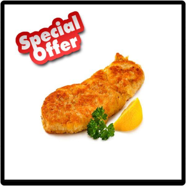 Schnitzel offer