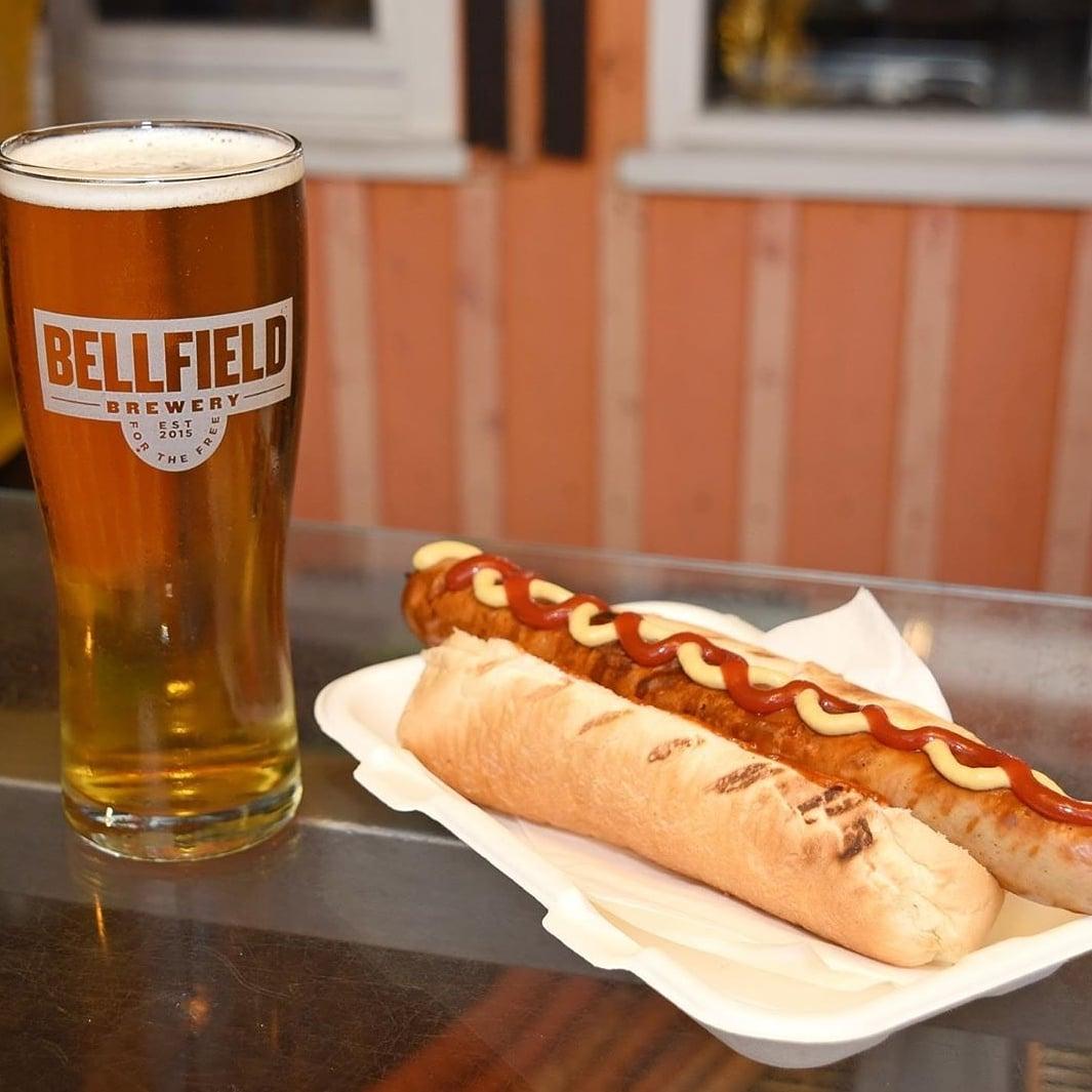Bellfield Brewery Event